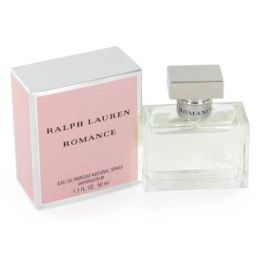 Romance:  Romance by Ralph Lauren is a very feminine perfume launched by the Design House  of Ralph Lauren in the year 1999 with fresh rose,  marigold, violet, oak moss and musk fragrance notes. This fragrance is great as  an evening wear.