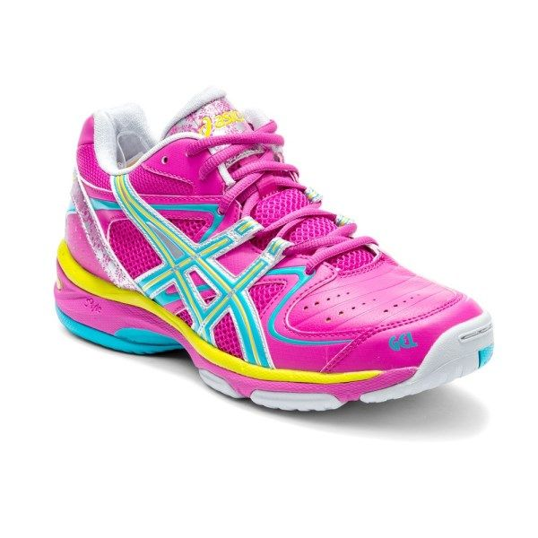 Asics Gel Netburner 16 - Womens Netball Shoes