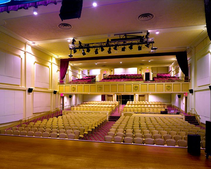 Buckhead Theater - Atlanta, GA | Stackable Seating ...
