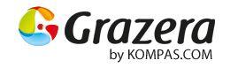 Grazera by Kompas.com