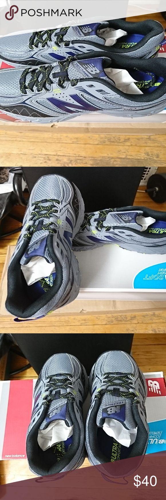 New Balance men's trail #running shoes Men's trail running shoes New Balance Shoes Athletic Shoes #trailrunningshoes #runningeveryday