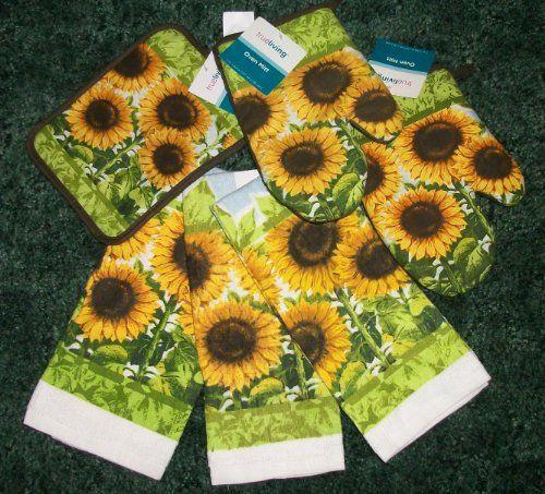 sunflower decor for kitchen - Sunflower Kitchen Design Ideas