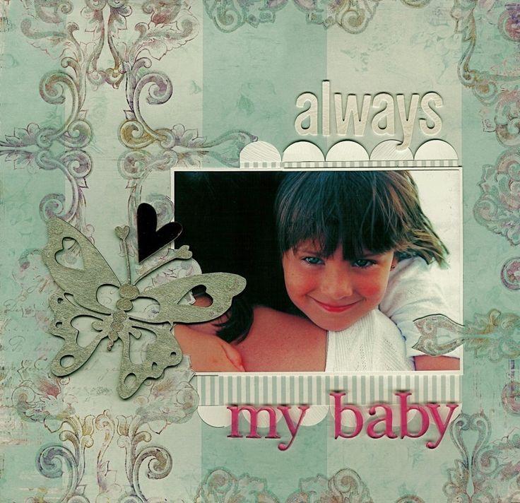 Always My Baby 12x12