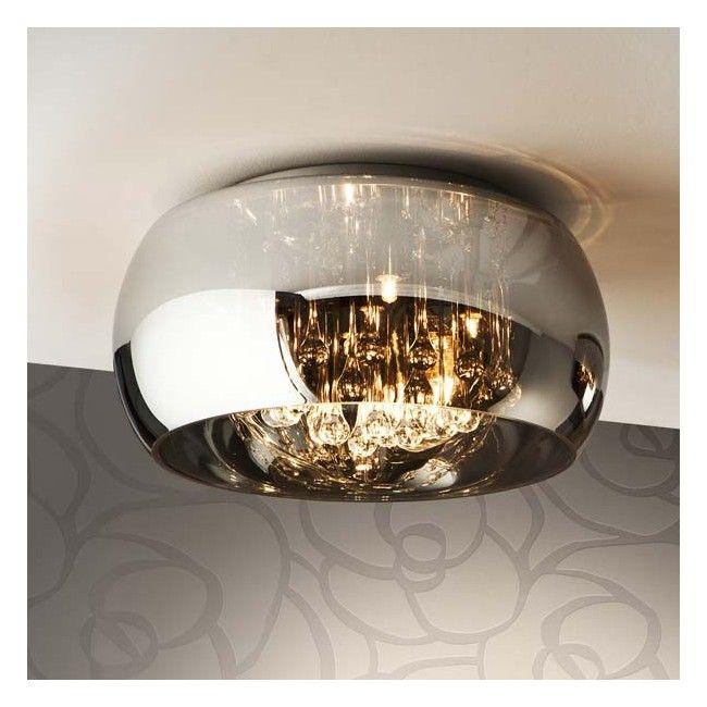 Argos Led Ceiling Light 40cm Schuller Buy Lamps Flush Ceiling Lights Ceiling Lights Ceiling Lights Uk