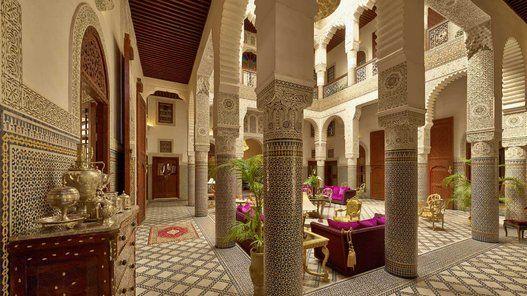 Les 10 riads les plus luxueux du Maroc