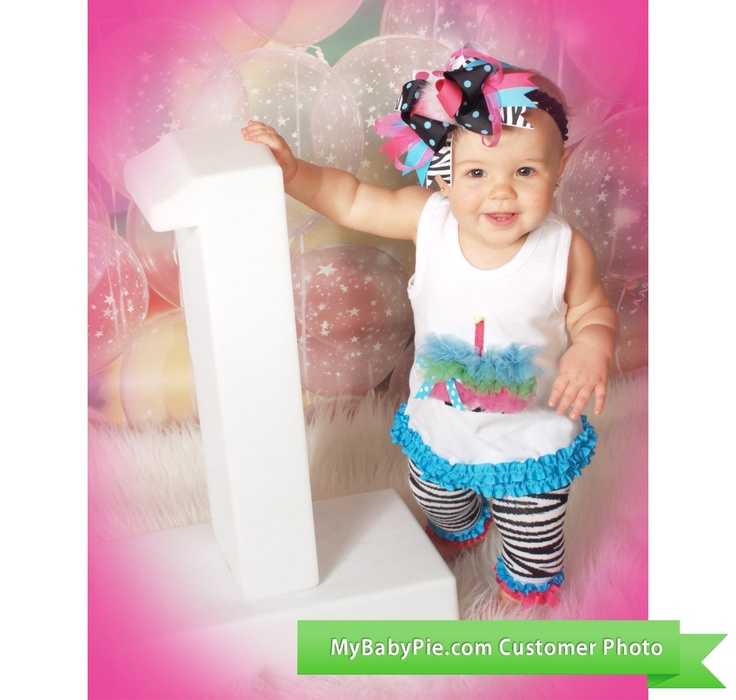 Wild Child Cupcake Tunic & Leggings. $29.95 at MyBabyPie: http://www.mud-pie-baby.com/wild-child-cupcake-tunic-and-capri