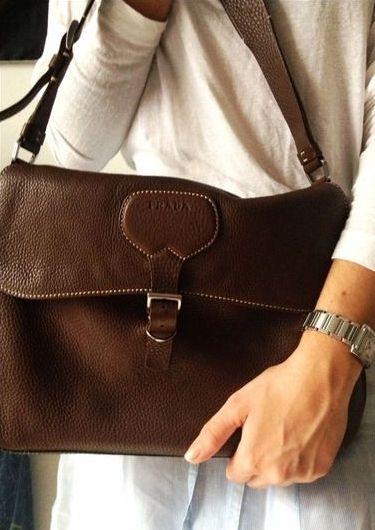 Prada satchel