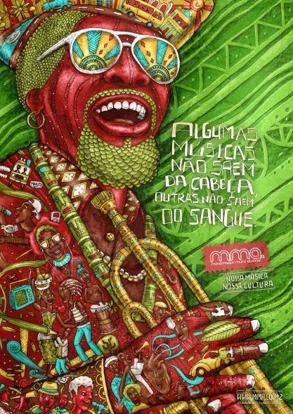 Mazambique Music Festival by DDB Mozambique