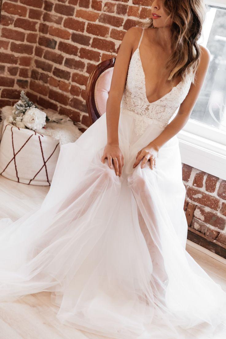 90 best Brautkleid A Linie images on Pinterest | One day, Wedding ...