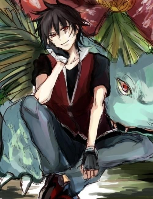 Red - pokemon-adventures Photo