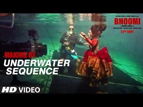 Bhoomi: Making Of Underwater Sequence   Sanjay Dutt, Aditi Rao Hydari, Sharad kelkar  