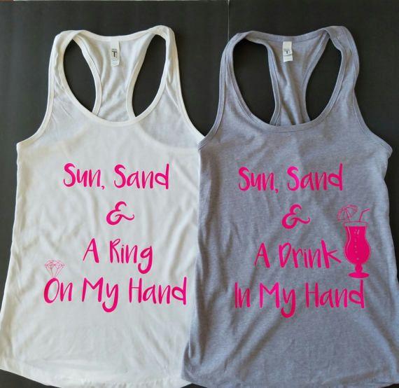 Best 25 Bridal Party Shirts Ideas On Pinterest