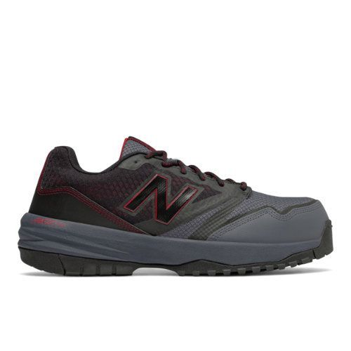 New Balance 589 Men's Work Shoes - Black/Red (MID589O1)
