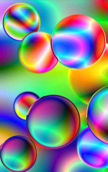 Pin by Beth Colley on cell phone wallpapers Bubbles