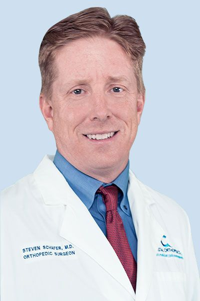 Dr. Steven Schafer is a Board Certified Orthopedic Surgeon who specializes in sports medicine, arthroscopy and knee reconstruction. Dr. Schafer serves as the sports medicine physician to the Pittsburgh Pirates, U.S. Soccer Team, IMG Academies and State College of Florida.