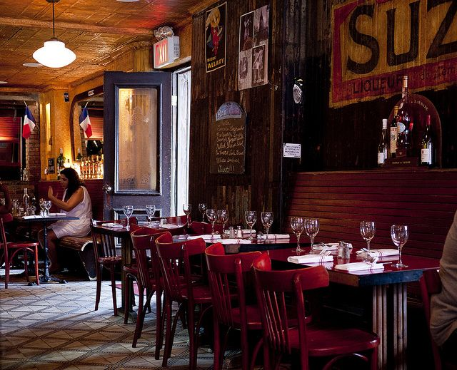 End The Day With Steak Frites And A Brooklyn Lager At Bar Tabac In Cobble Hill