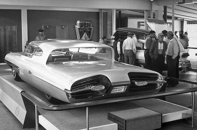 1958 ... Ford Galaxie concept car