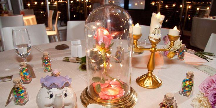 Disney Wedding Centerpieces - DIY Wedding Ideas and Inspiration