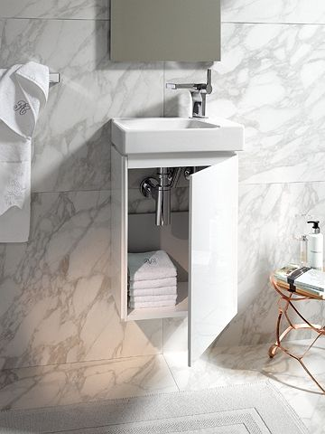 Best Collection Xeno² Images On Pinterest Bathroom Furniture - Meuble lavabo salle de bain allia