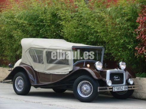 #segundamano #coche #antiguo
