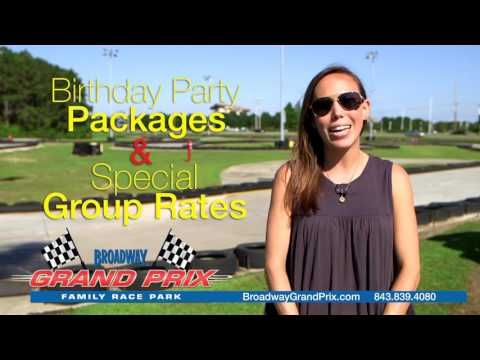Welcome to Broadway Grand Prix - Go Kart Tracks, Mini Golf, Arcade, and More | Myrtle Beach, SC