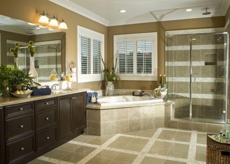Best Master Bath Images On Pinterest Bathroom Ideas Master