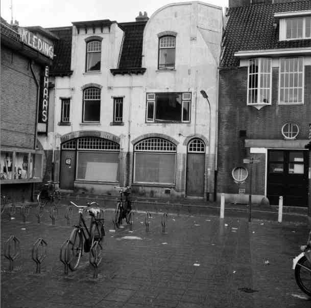Zeedijk nr16-18 1967