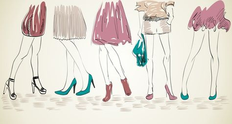 #Shopping #Mode #Femme Bien choisir sa #jupe en fonction de sa #morphologie : http://www.comparedabord.com/blog/shopping/bien-choisir-sa-jupe-en-fonction-de-sa-morphologie