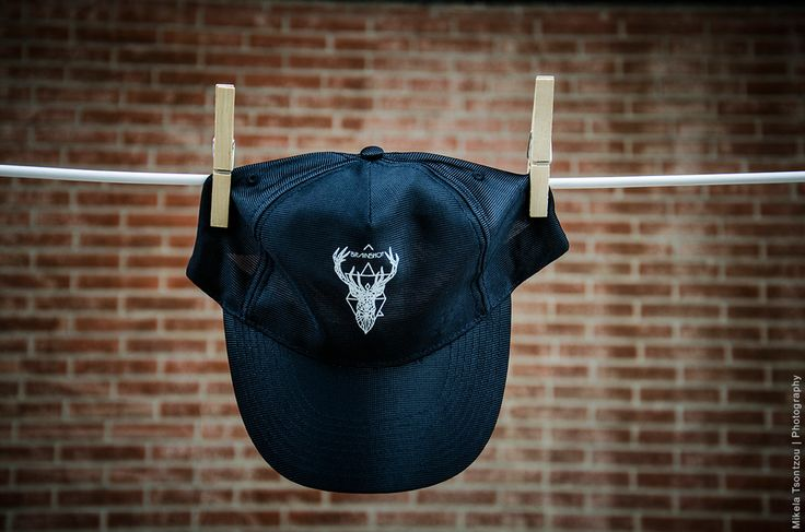 REINDEER CAP // DARK BLUE