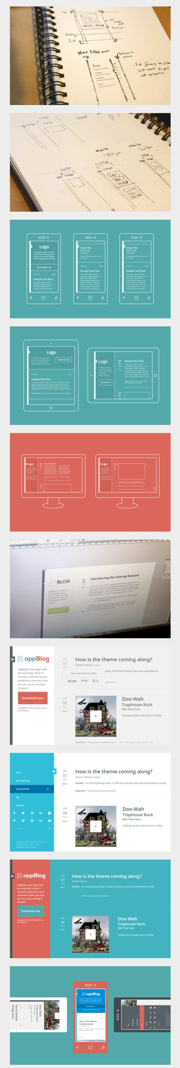 71 best WEB - UX - Wireframes & Zonings images on Pinterest | User ...