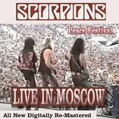 Scorpions – Live in Moscow – Scorpions | Music Albums Recently - The Music Entertainment of the 21st Century!