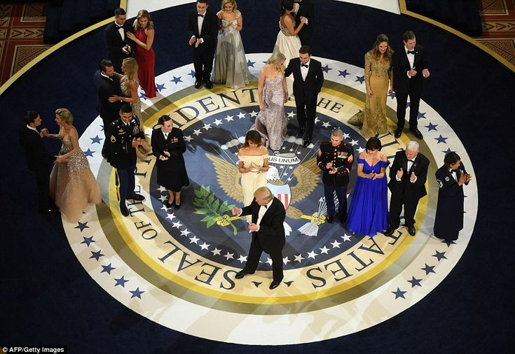 There will be three galas held in celebration of President Donald Trump's inauguration. Two, the Liberty and Freedom Balls, are being held at the Washington Convention Center.