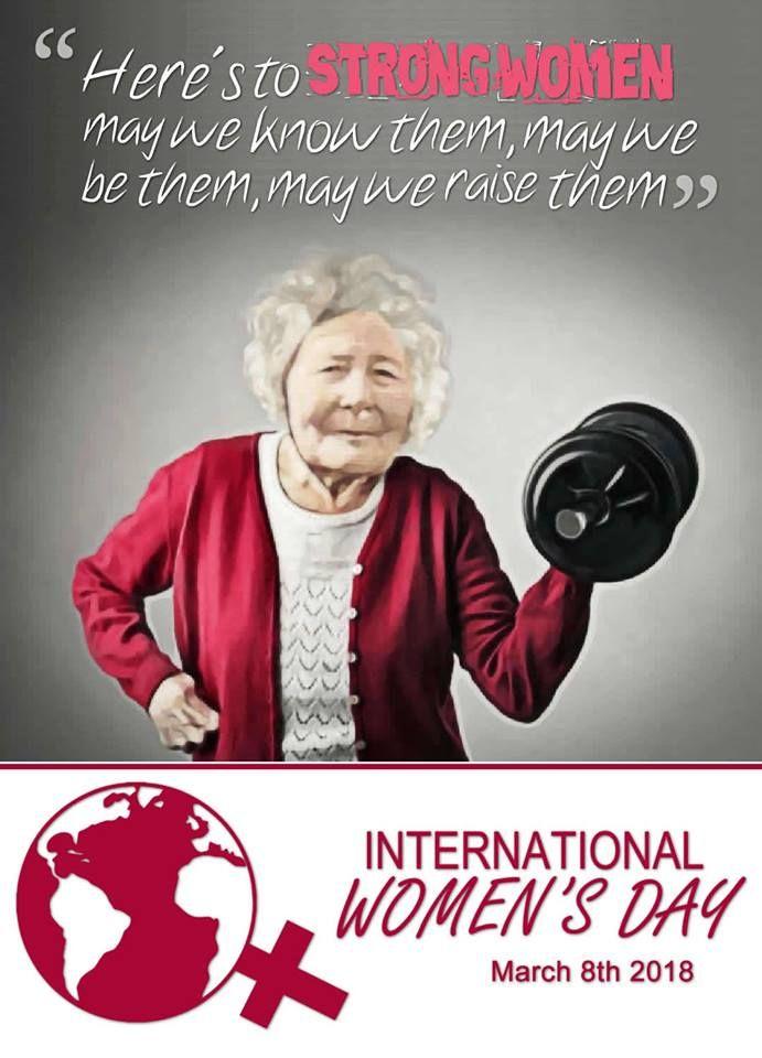 International Women's Day - March 8th 2018