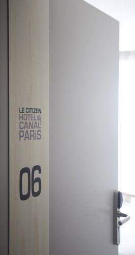 Le Citizen  tiny, but good location