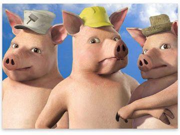 Shrek pigs?