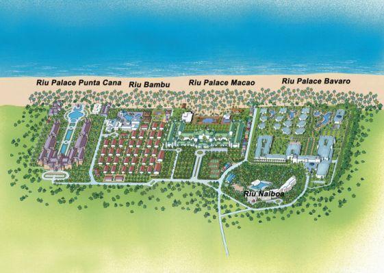Riu Palace Punta Cana 5* – Турфирма