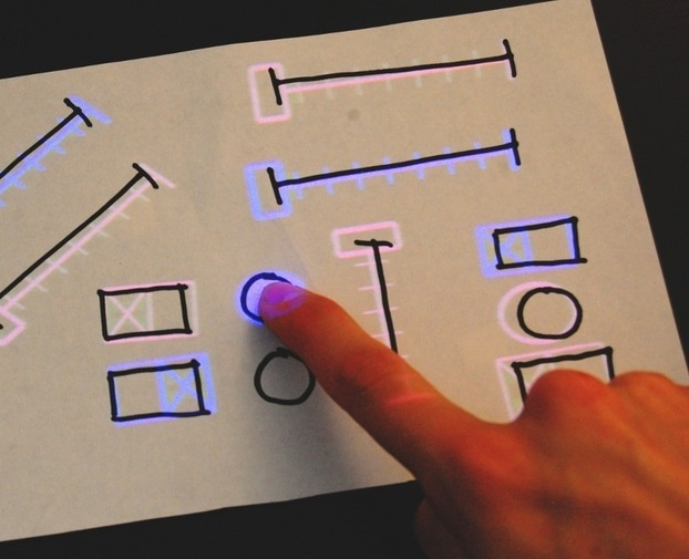 Draw your own synthesizer.
