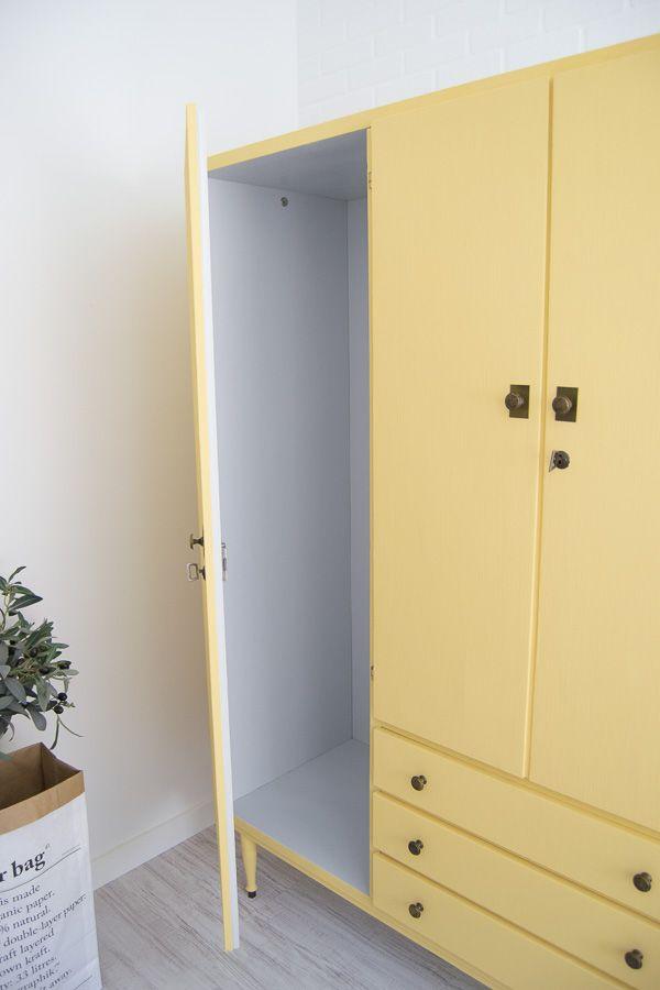 M s de 1000 ideas sobre armarios pintura de tiza en - Pintura ala tiza para muebles ...
