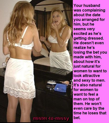 Mature story wife