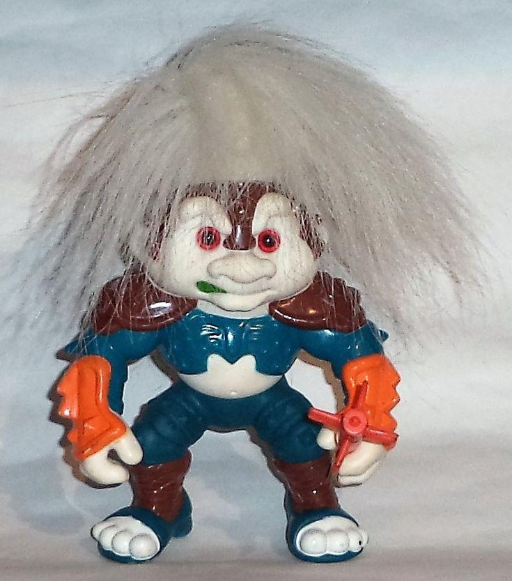 Roadhog Troll, Battle Trolls, Hasbro 1992.