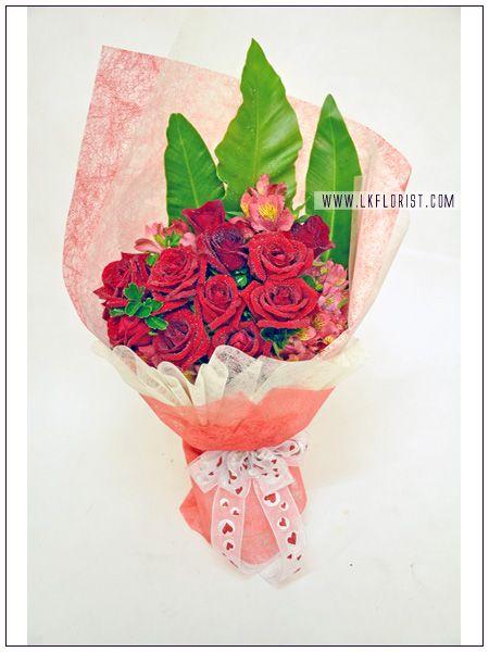 Hand Bouquet,HB045120-13