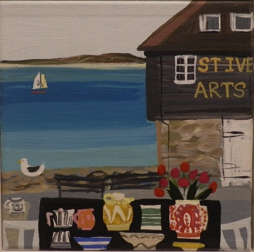 H And M St Ives St Ives Arts Club | Emma Williams | art | Pinterest | Art Club, Php ...