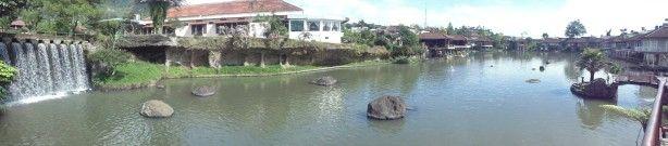 Vila Bukit Danau, Puncak