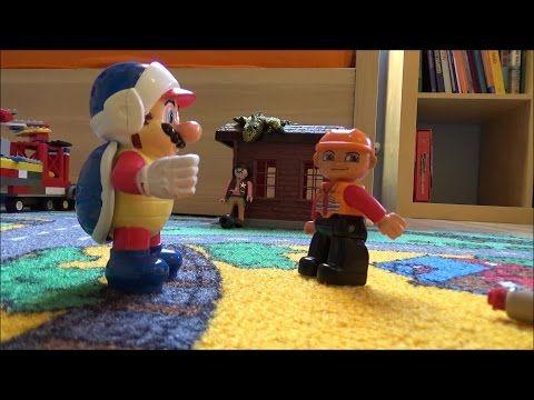 Mario vs Bob the builder Duplo - Mortal Kombat MMA - Taplic video