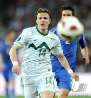 Fussball Nationalmannschaft : Zlatko DEDIC (Slowenien)