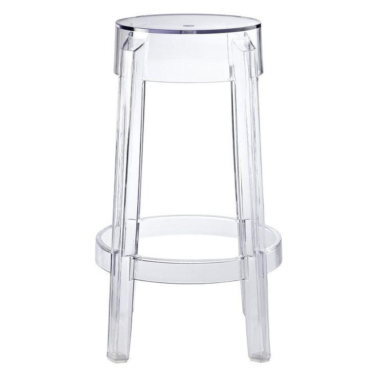 Acrylic Bar Stools Trendy Gabby Furniture Johnson Clear