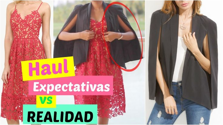 ROPA CHINA: EXPECTATIVAS VS REALIDAD ♥ | Yarissa
