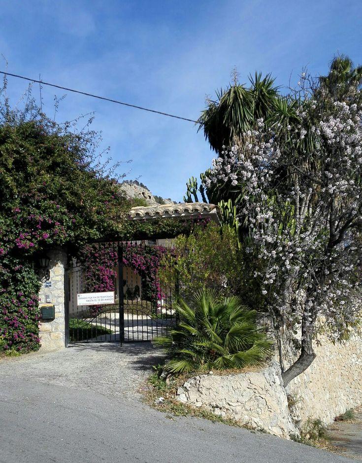 Finestrat, Benidorm, Alicante, Valencia, Costablanca, Spain, Europe