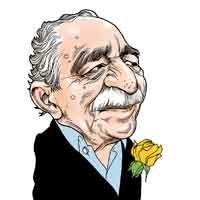 Political cartoonists react to Gabriel Garcia Marquez's death