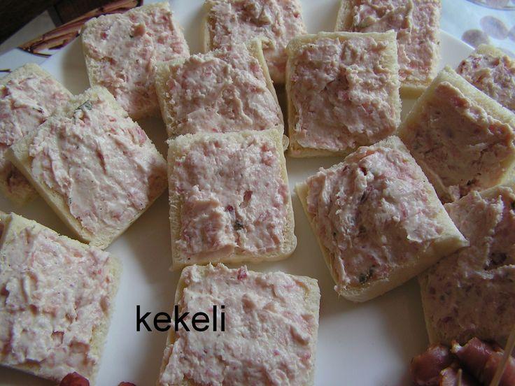 Rillettes au fromage de chèvre et aux 2 jambons